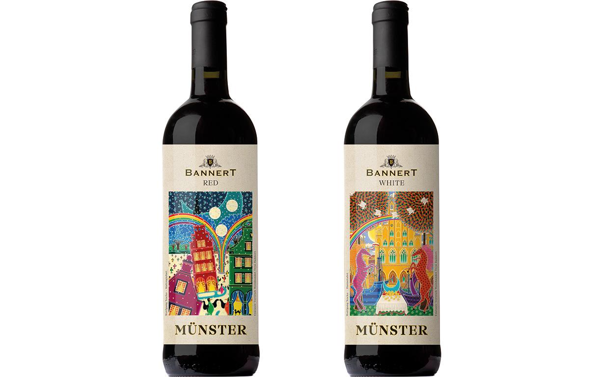 Münster-Weine